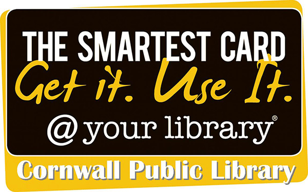 Cornwall-Public-Library-Card