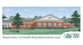 Cornwall Public Library Renovation